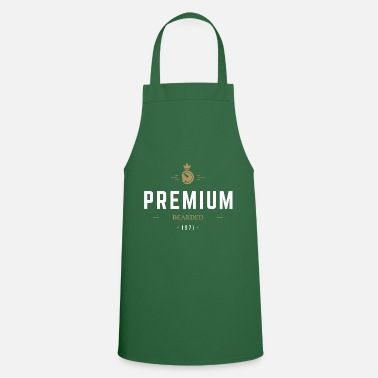 Tattoo Premium Bearded - Cooking Apron