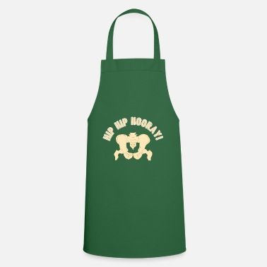 Hip Hip Hip Hooray Gift - Cooking Apron