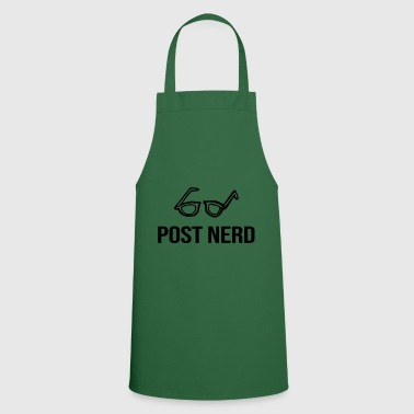 Poste Post-Nerd - Tablier de cuisine