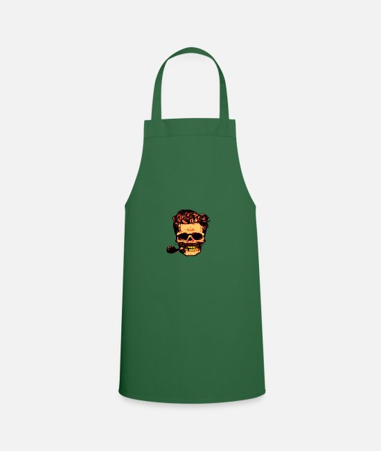 Be Different Aprons - Style - Apron green