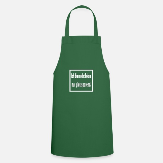 Small Aprons - small - Apron green
