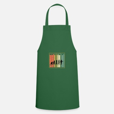 Road Construction Construction Worker Construction Site Excavator Gift · Evolution - Apron