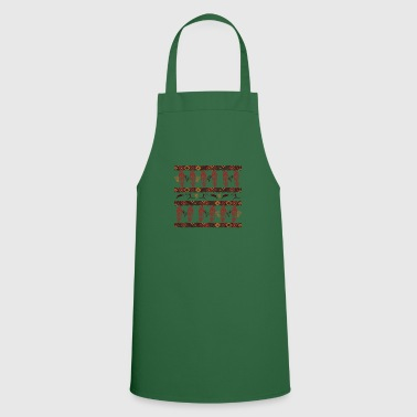 Africa Africa - Cooking Apron