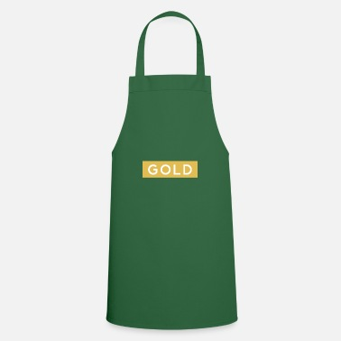 Gold gold - Apron