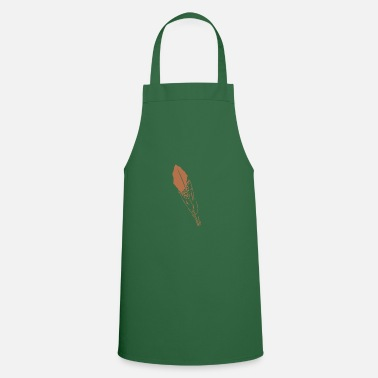 Feather Feather feather bird feather eagle feather Feather jewelery - Apron