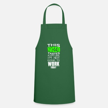Weed weed - Cooking Apron
