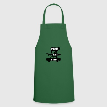 Car Car Hai cattle - Car Hi-Fi - Cooking Apron