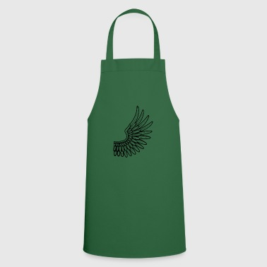 Steal wing - Cooking Apron