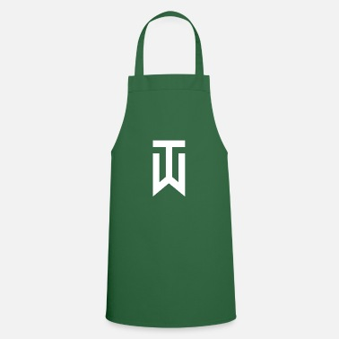 tiger woods logo - Apron