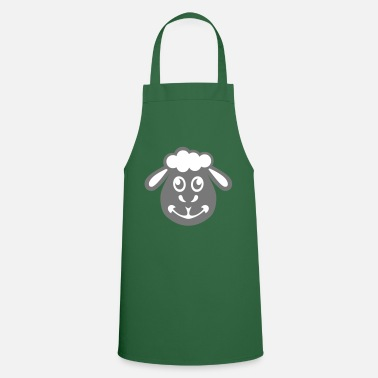 Funny Animals sheep drawing funny animals 40315 - Apron