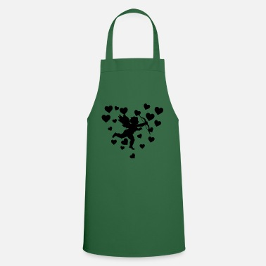 Cupido Cupid Shirt · Couple in Love · Heart Gift - Cooking Apron