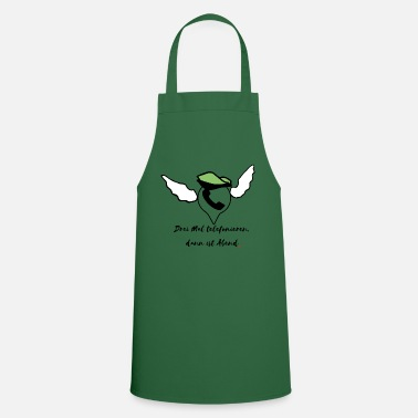 Leather Leather occupied - Cooking Apron