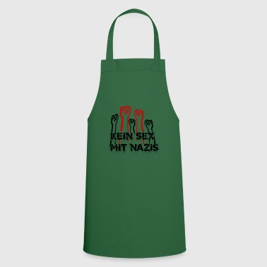 No sex with Nazis - Cooking Apron