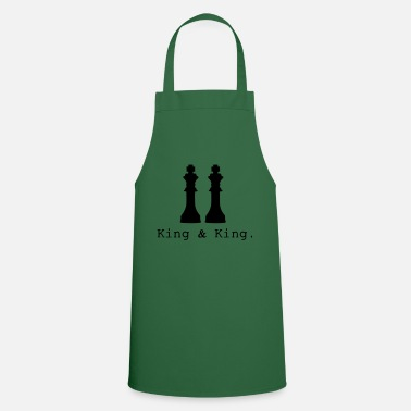 King King & King. - Cooking Apron