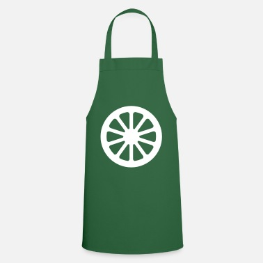 Wheel wheel - Cooking Apron