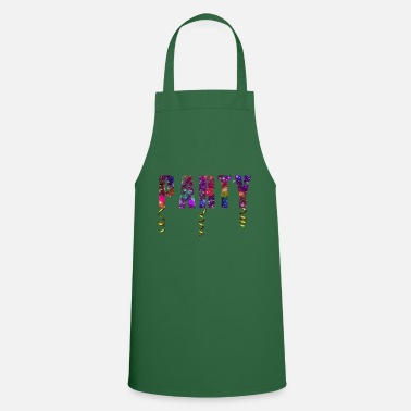 Party time birthday - Apron