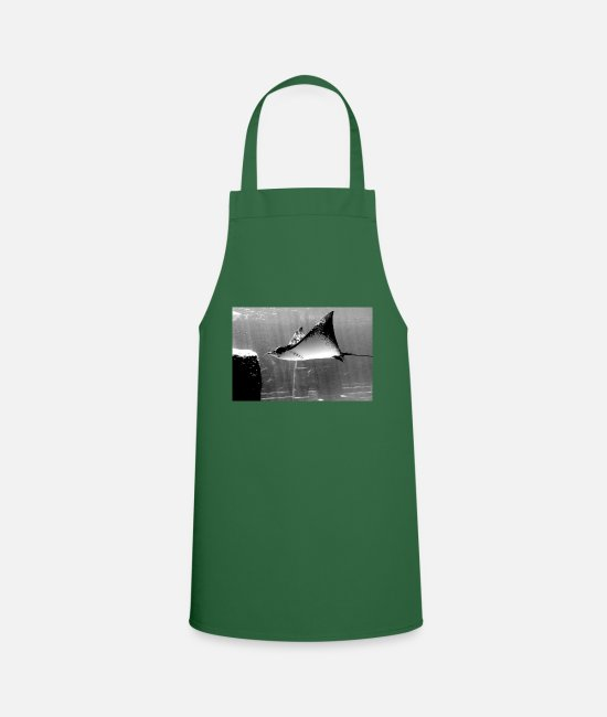 Nature Conservation Aprons - Deep Sea - Apron green