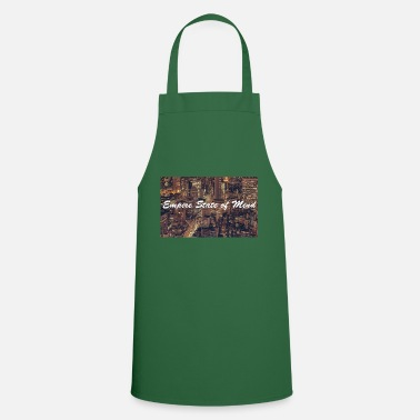 empire state of mind nyc new york - Apron