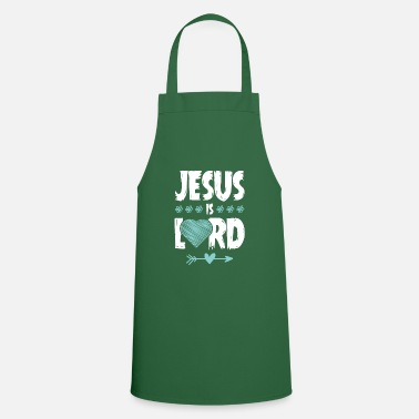 Protest God bible verse Jesus love - Apron