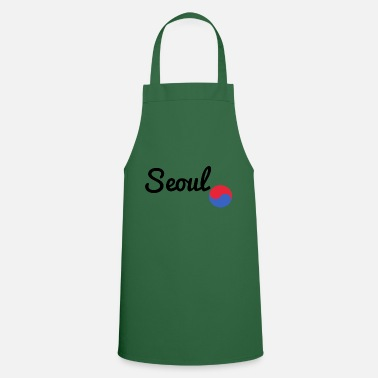 Pretty Seoul black - Apron