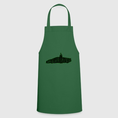 Matrix car - Cooking Apron