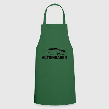 Car car owner - Cooking Apron