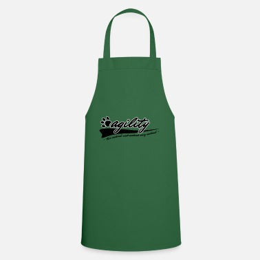 Agility This weekend, next weekend, every weekend - Apron