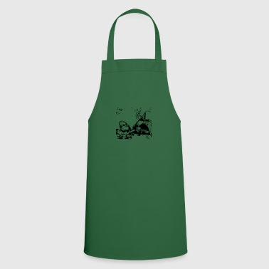 Motorcycle Supermoto Bike - Cooking Apron
