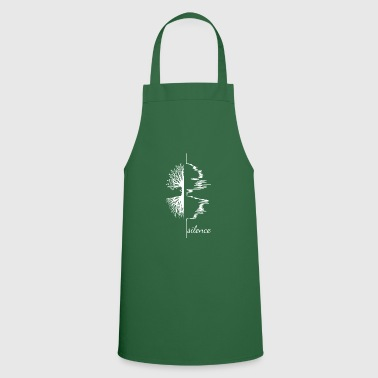 Silence knows - Cooking Apron
