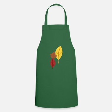 Leaf leafs - Cooking Apron