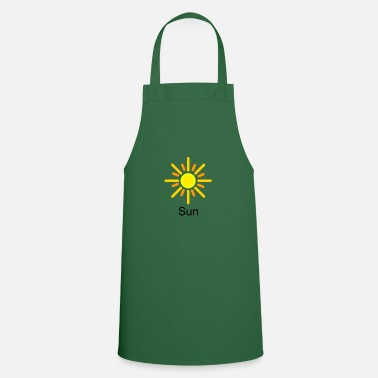 Sun Sun Sun. - Cooking Apron
