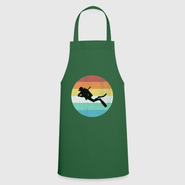 Take Diving Diver Diver Vacation Sea Reef - Cooking Apron