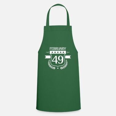 1949 Born February 1949 - Cooking Apron