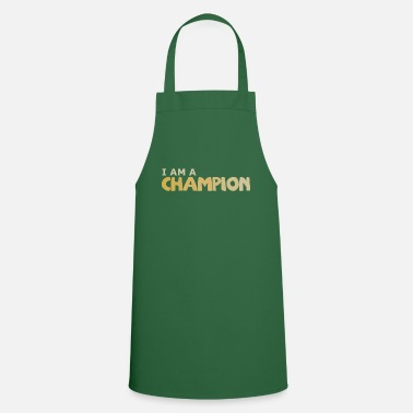 European Champion champion - Cooking Apron
