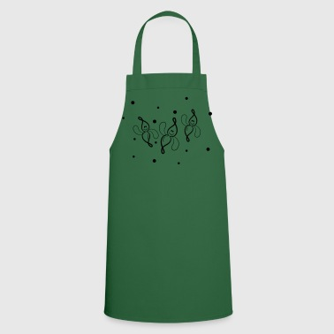 ghosts - Cooking Apron
