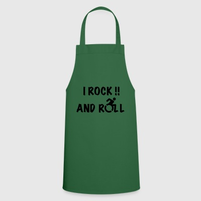 ROCKANDROLL2 - Cooking Apron
