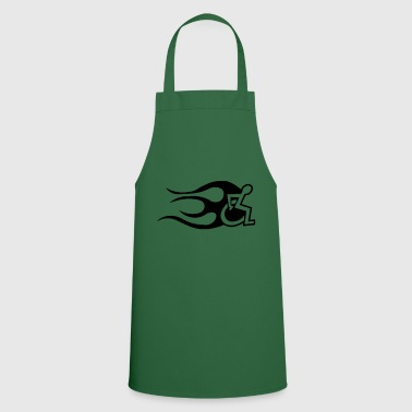 Handicap flashes - Cooking Apron
