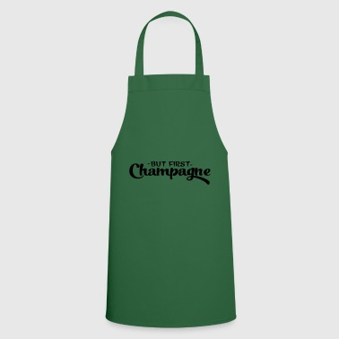 2541614 124574731 champagne - Cooking Apron