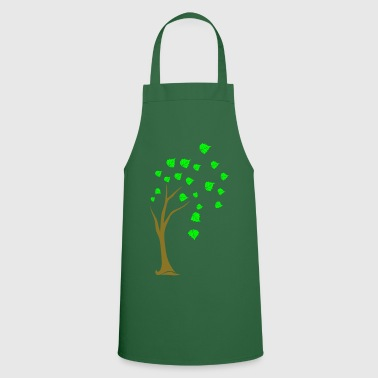 deciduous tree - Cooking Apron