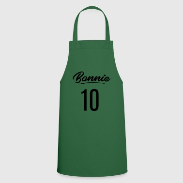 Bonnie 10 - Octobre - Tablier de cuisine