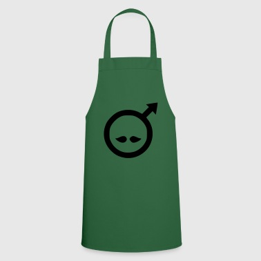 Male gender sign 1 - Cooking Apron