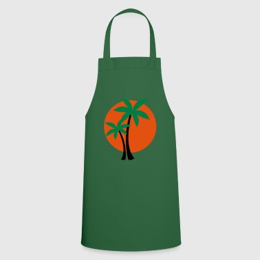 2541614 133469147 palm tree - Cooking Apron