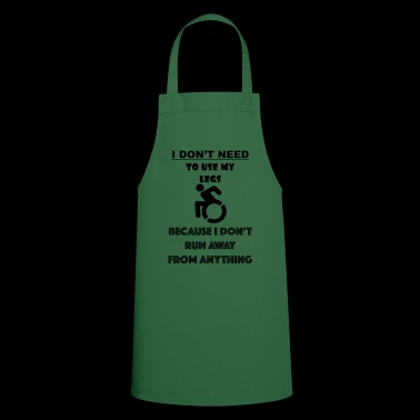 Legs - Cooking Apron