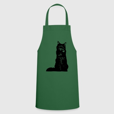 chat - Tablier de cuisine