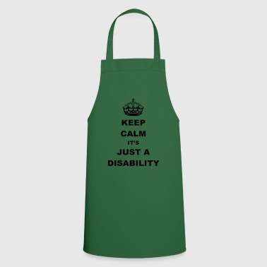 Disability - Cooking Apron