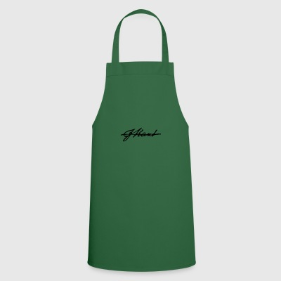 Immanuel Kant signature - Cooking Apron