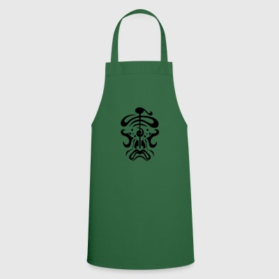 mask black - Cooking Apron