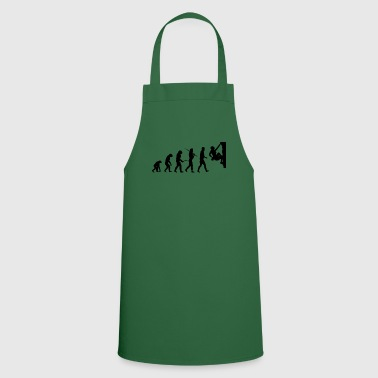 Evolution climbing gift - Cooking Apron