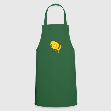 Kiwi graffiti - Cooking Apron