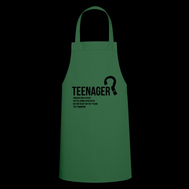 Teenager Joke - Cooking Apron